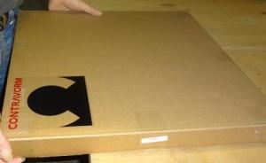 Tonnes in verpakking